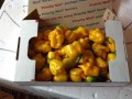 Fresh Trinidad Scorpion Yellow CARDI 224 Grams or 8 Ounces